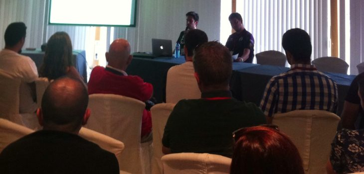II Encuentro de Fútbol Popular. Murcia 2015. Foto: Wanderers. El fútbol del pueblo